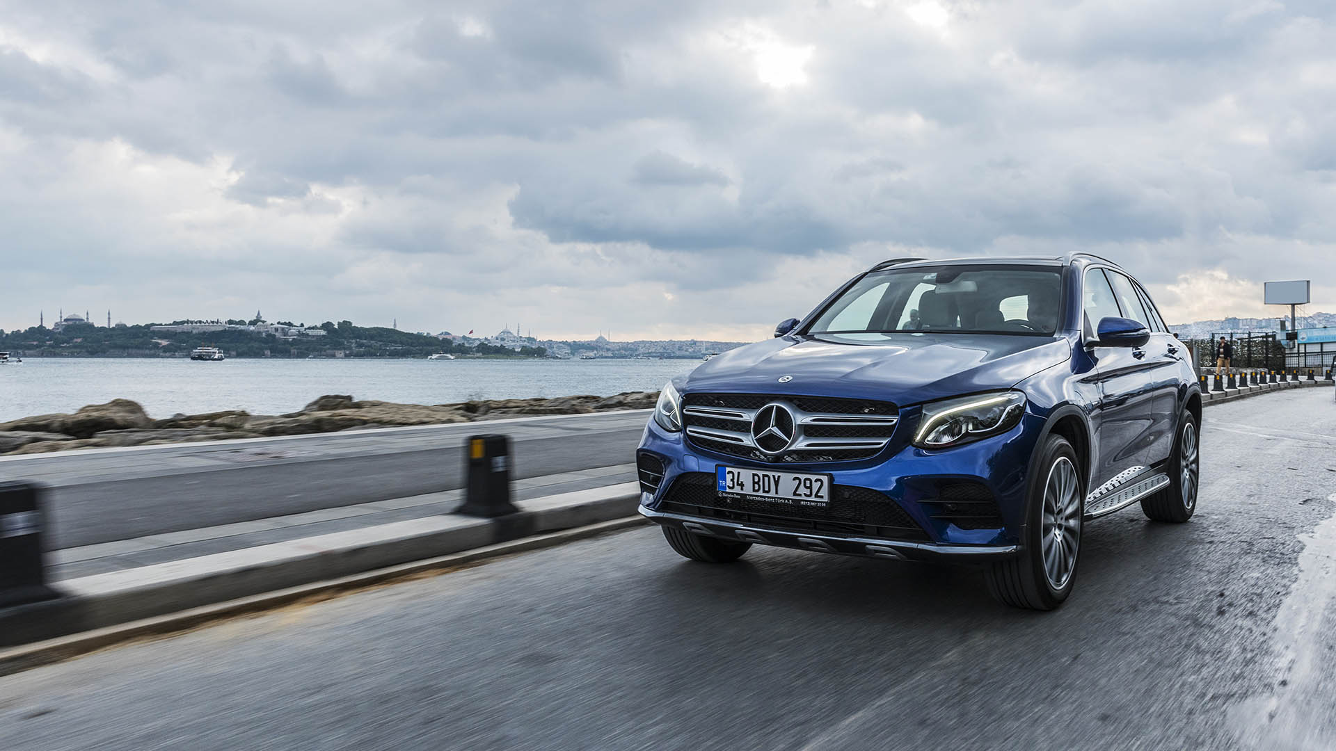 Mercedes-Benz GLC 350e
