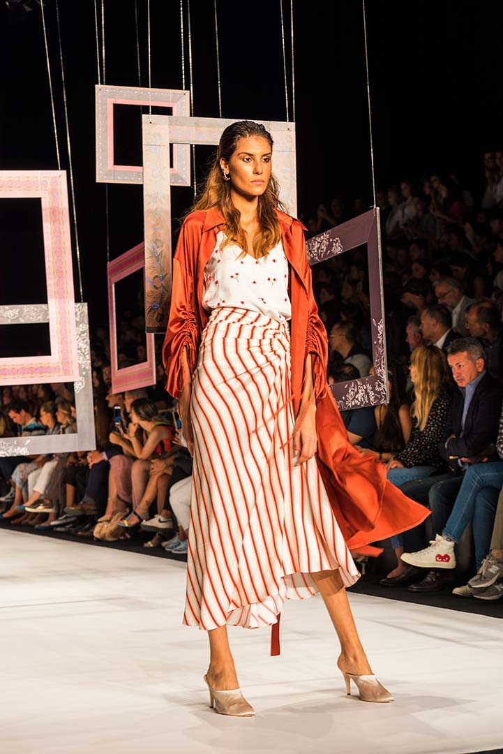 MERCEDES-BENZ FASHION WEEK ISTANBUL / 2018 - MBFWI