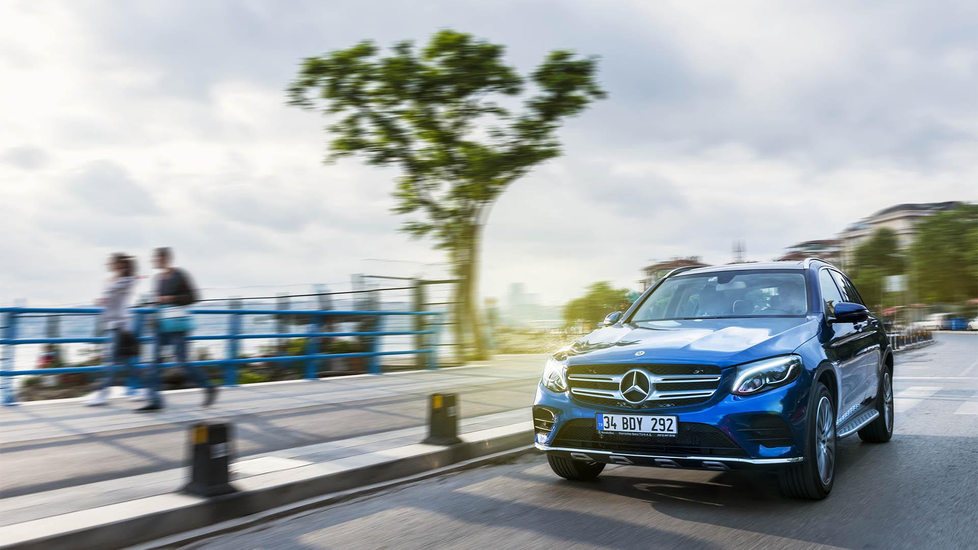 Mercedes-Benz GLC 350e